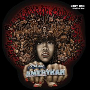 New Amerykah Part One (4th World War) 2008